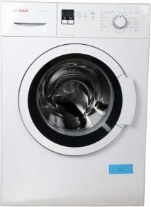1. BOSCH WAK24268IN 7 KG - Front Loading Automatic Washing Machine