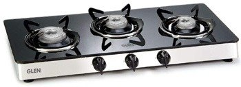 Glen Kitchen Cooktop GL 1033 GT Glass Gas Stove
