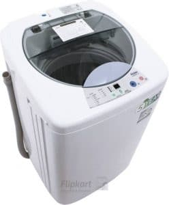 HAIER HWM 60-10 6 KG Fully Automatic Top Loading Washing Machine