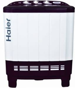 Haier HTW65-113S 6.5 KG Semi Automatic Top Load Washing Machine