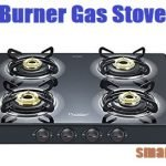 Best 4-Burner Gas Stoves to Buy in India 2020