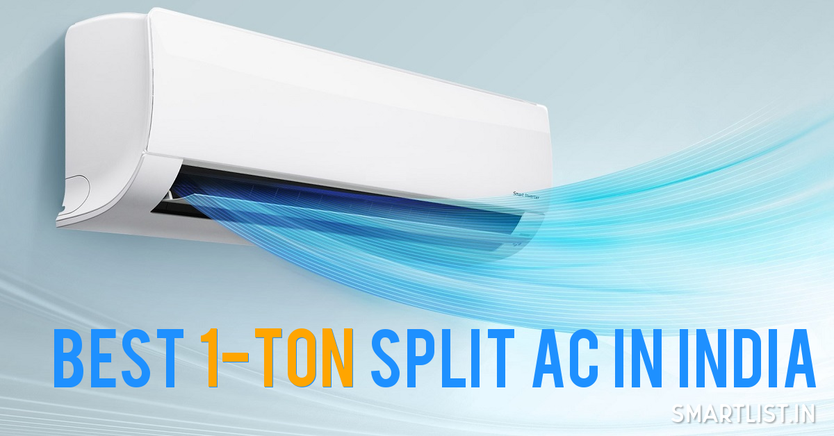 Best 1-Ton Split AC in India | 2020 Expert Guide