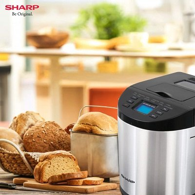 Sharp Table-Top Bread Maker for Home