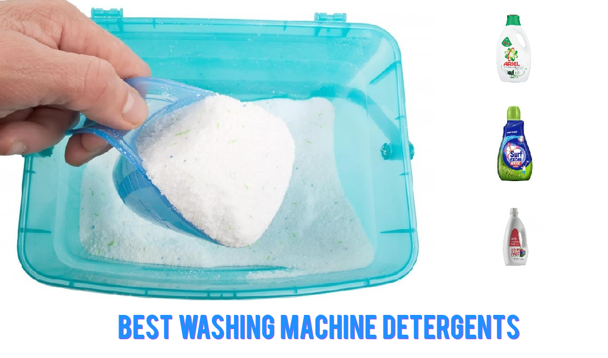 Best Washing Machine Detergents for Indian Clothes(2020) - Powder and Liquid