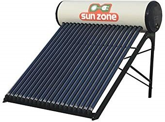 Sun Zone Solar 250 LPD Concentric Tube Water Heater