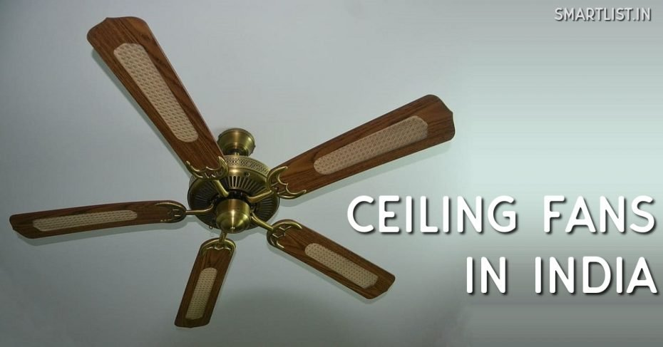 Best Looking Ceiling Fans to Buy in India