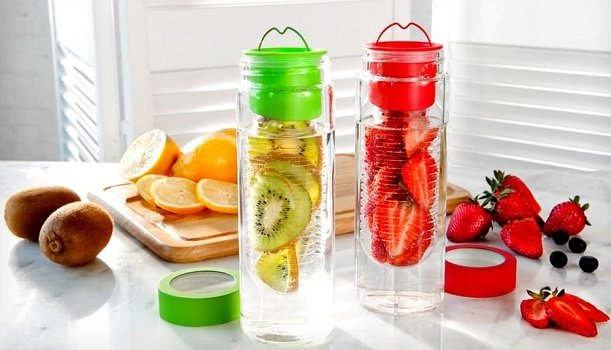 Buyer's Guide to Choose Best Infuser Water Bottle