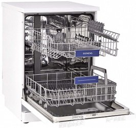 Siemens Free Standing 12 Place Settings Dishwasher