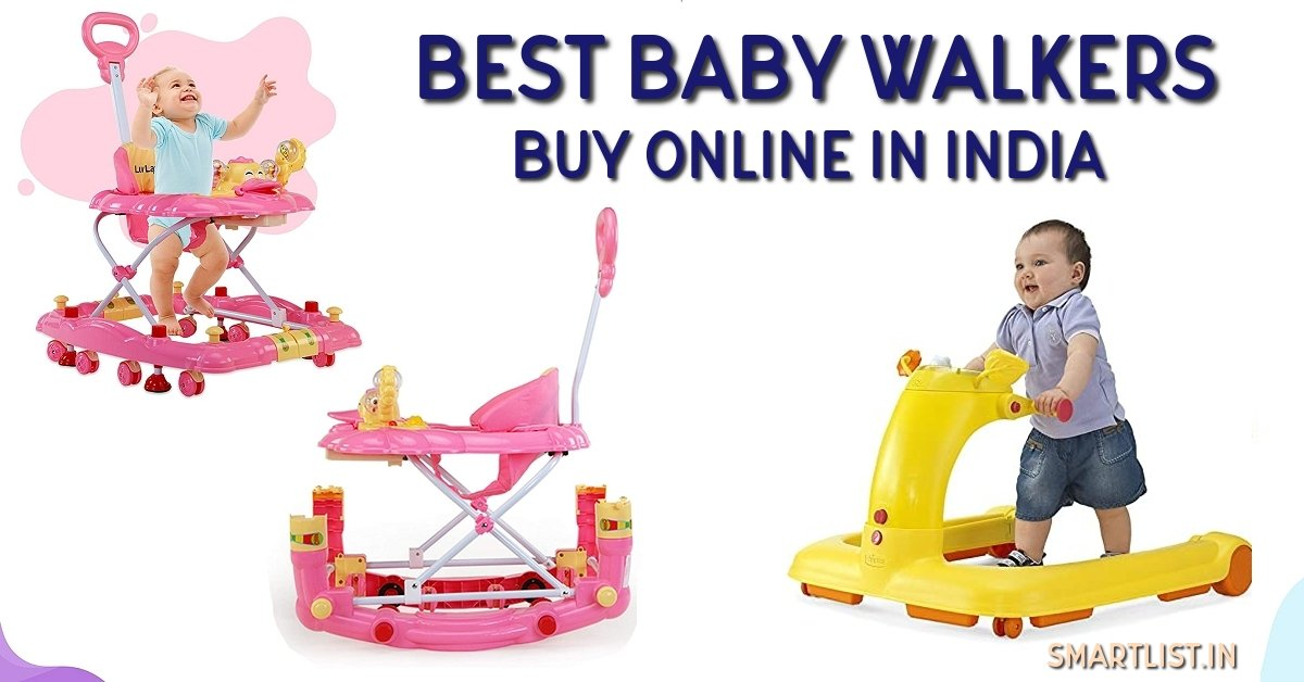 7 Best Baby Walkers to Buy in India | 2020 Guide