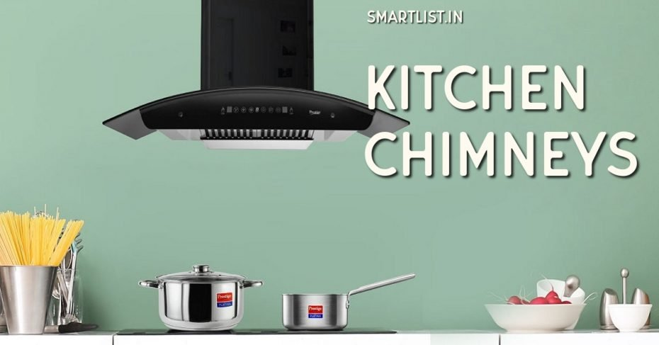 Best Auto Clean Kitchen Chimneys in India