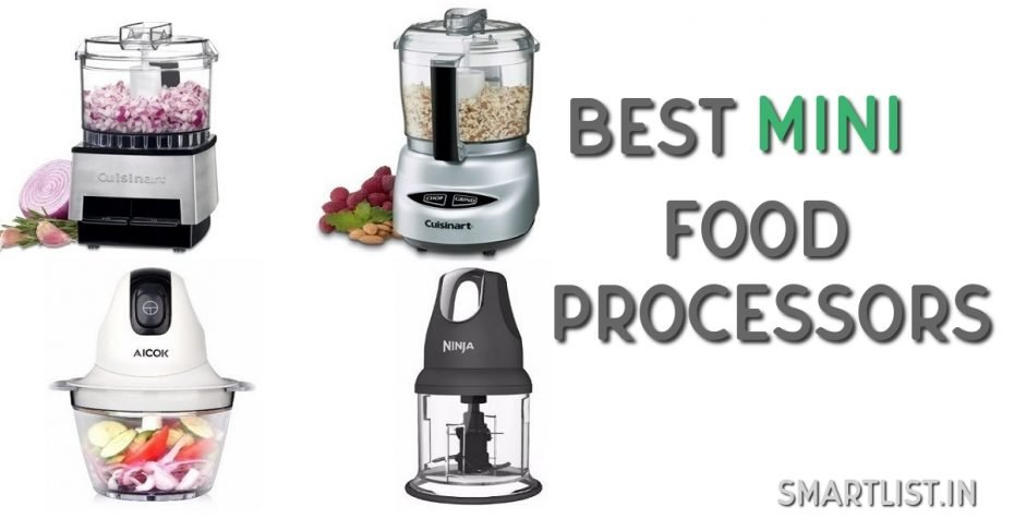 Best Mini Food Processors in India
