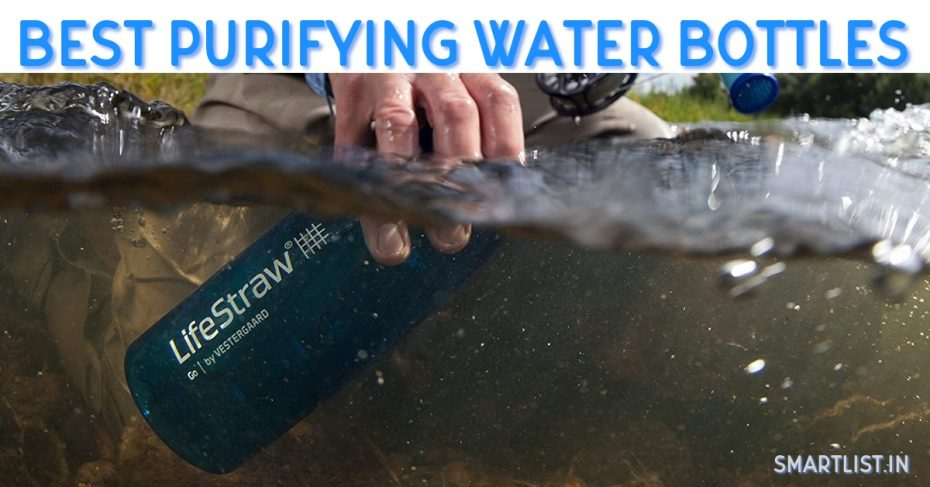 Best Portable Water Purifying Bottles in India