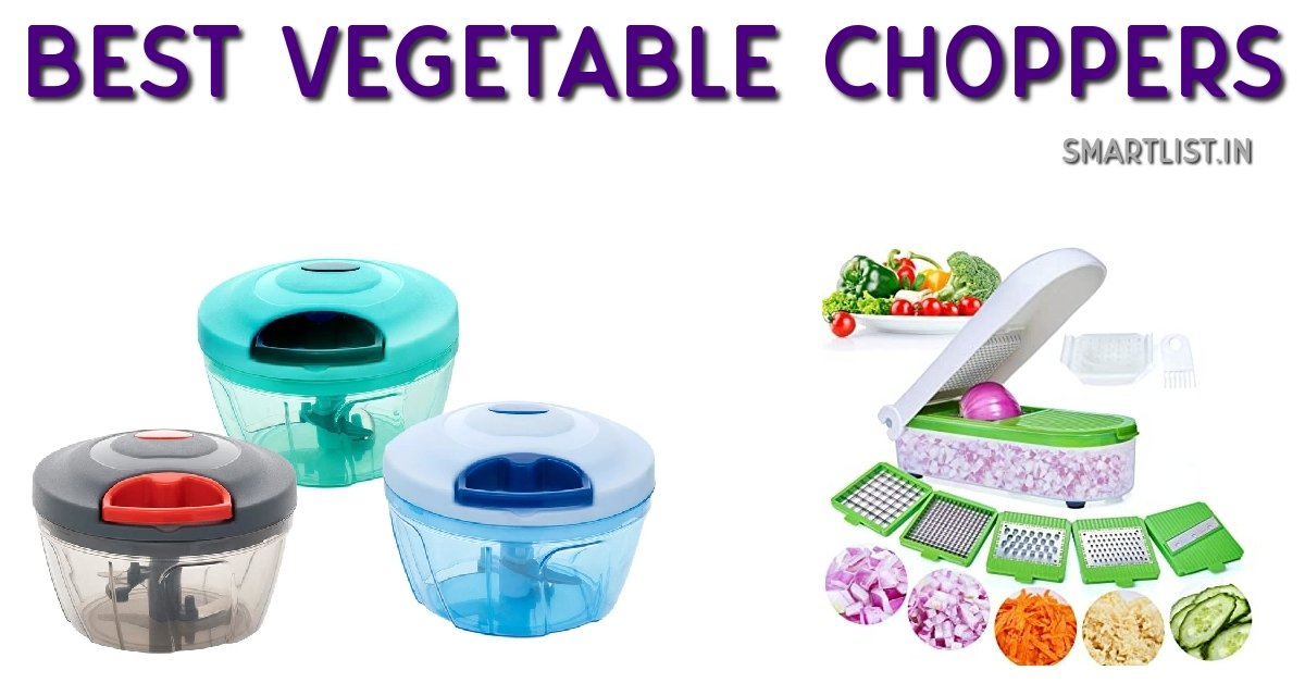Best Vegetable Chopper Machines for Indian Kitchen | 2020 Review