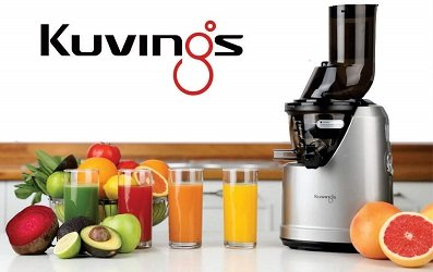Kuvings Professional B1700 Cold Press Whole Slow Juicer