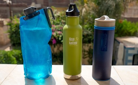 How Portable Purifier Bottles Function?