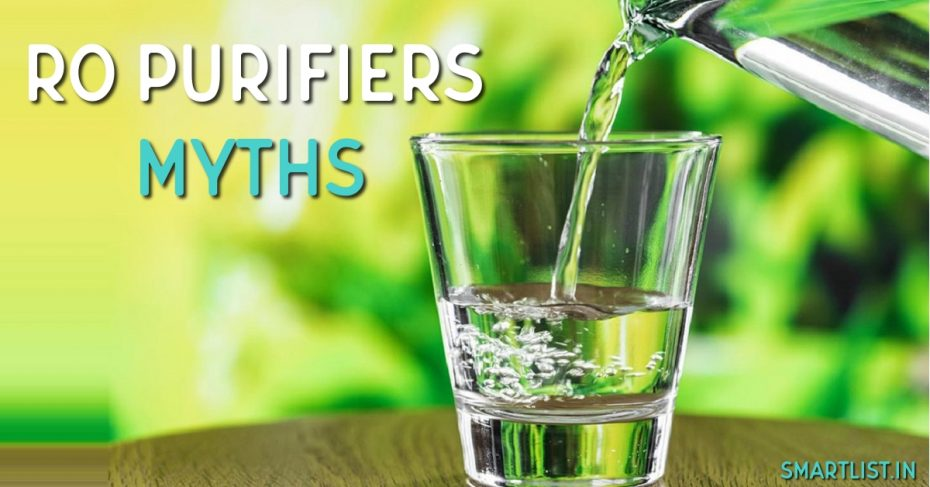 RO purifier - controversy and myths
