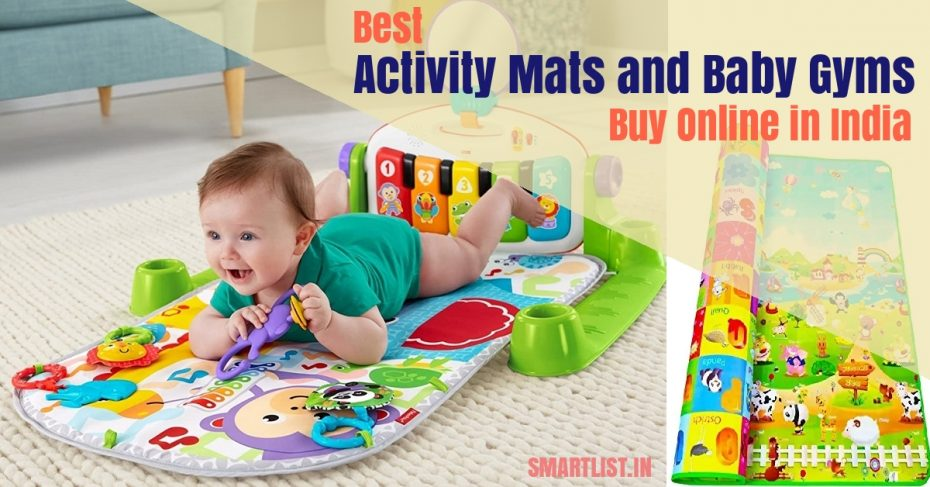Best Activity Mats and Baby Gyms