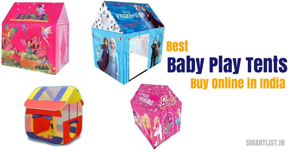 Best Baby Play Tents for Kids in India