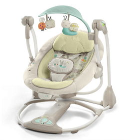 Baby Rockers and Baby Swings