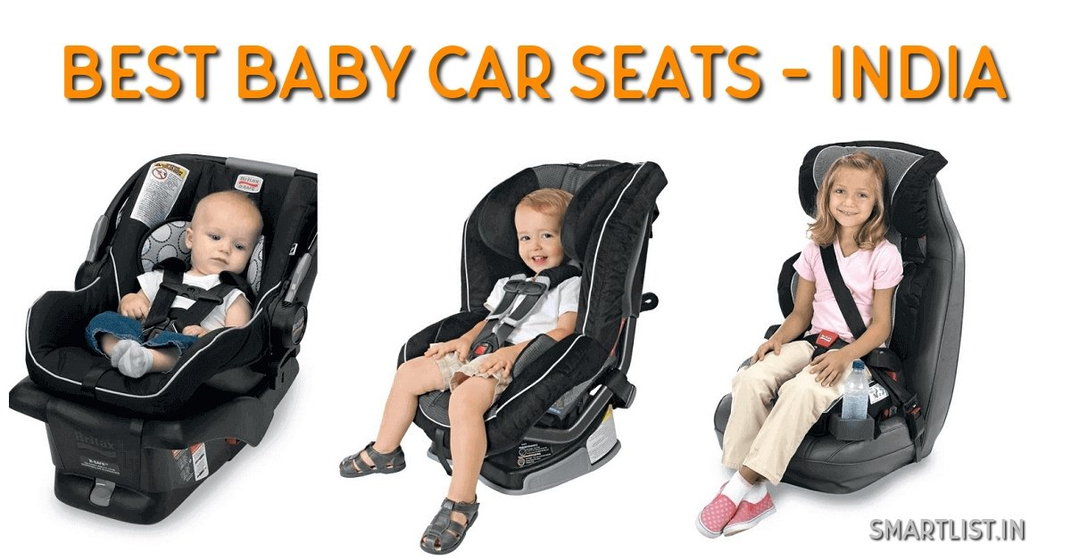 Best Convertible Baby Car Seats to Buy Online in India | 2020 Review