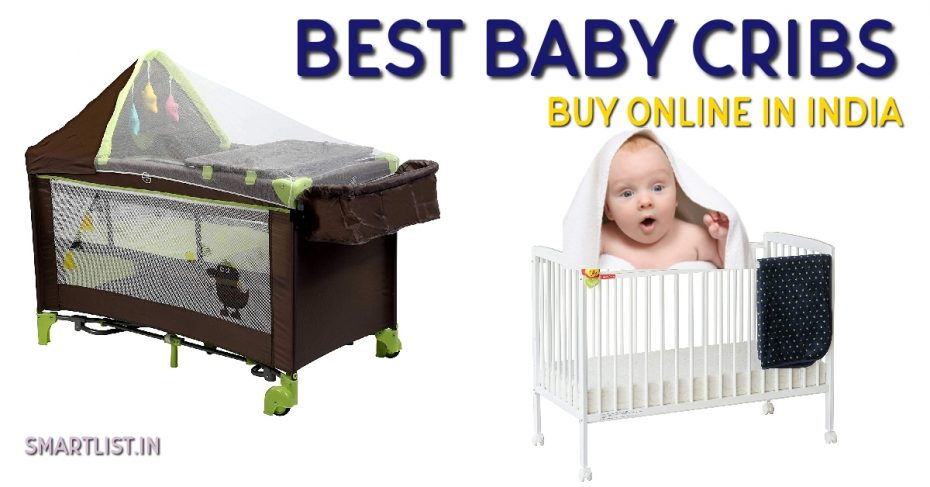 Best Baby Cots / Cribs to Buy Online in India