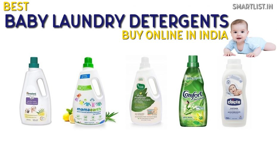 Best Baby Laundry Detergents in India