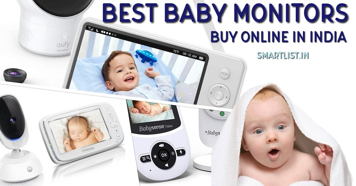 Best Baby Monitors to Buy Online in India | 2020 Review