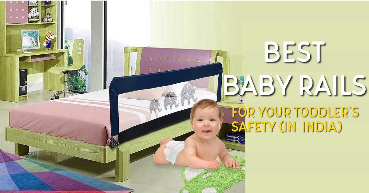 Best Bed Rail Guards and Baby Bumpers in India | 2020 Guide