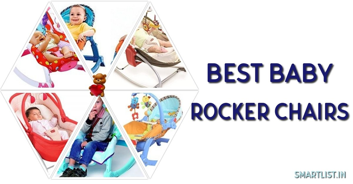 9 Best Baby Rockers and Bouncers in India | Toddler Swings | 2020 Review