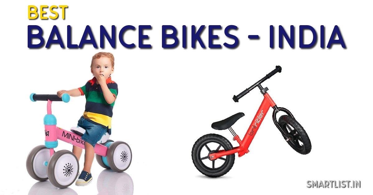 Best Balance Bike for Toddler and 2 Year Kids in India | 2020 Guide
