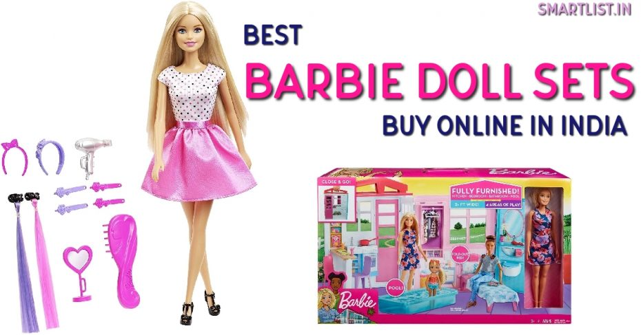 Best Barbie Doll Set to Buy Online in India