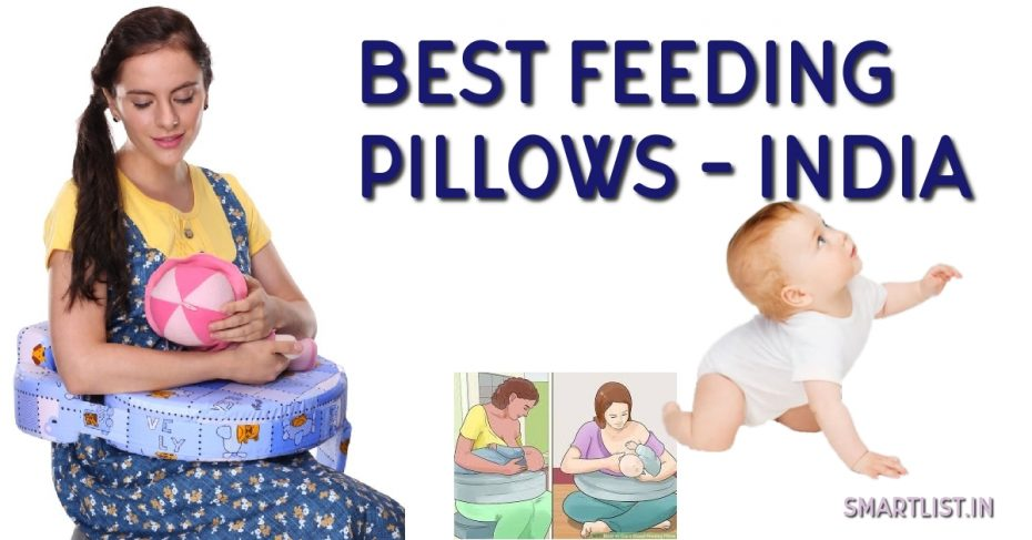 Best Baby Feeding Pillows in India