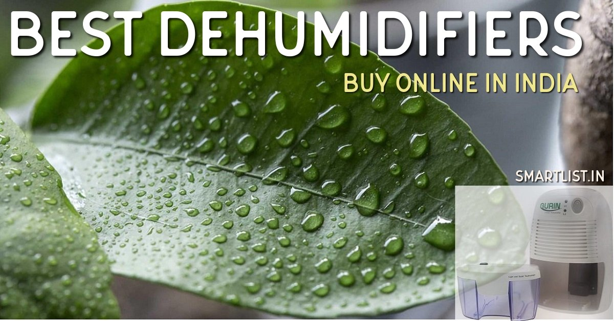 Best Dehumidifiers for Home and Cars in India | 2020 Guide