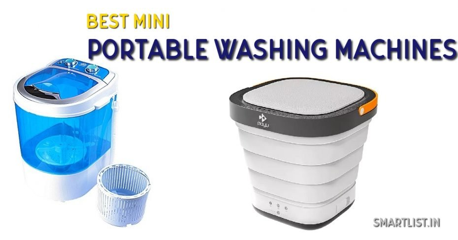 Best Mini Portable Washing Machines in India