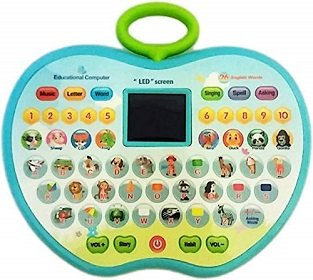 Super Toy Educational Computer ABC and 123 Learning Kids Laptop