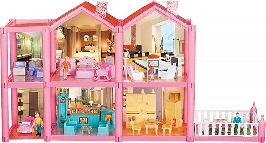Toyshine DIY Doll House
