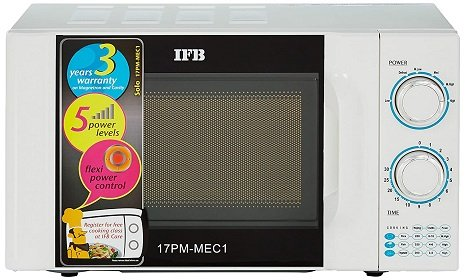 IFB 17-Liter Solo Microwave Oven