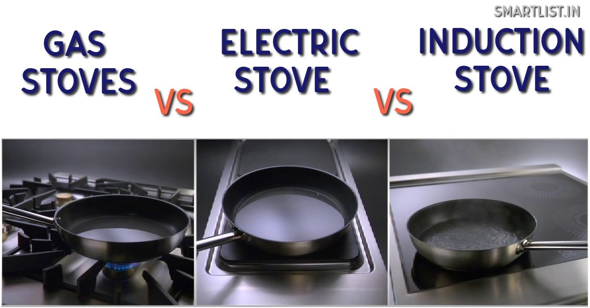 Induction Stove vs Gas Stove: Which is Better in India?