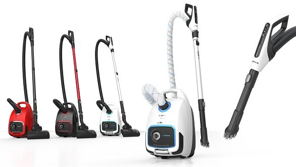Bagged Vacuum Cleaners