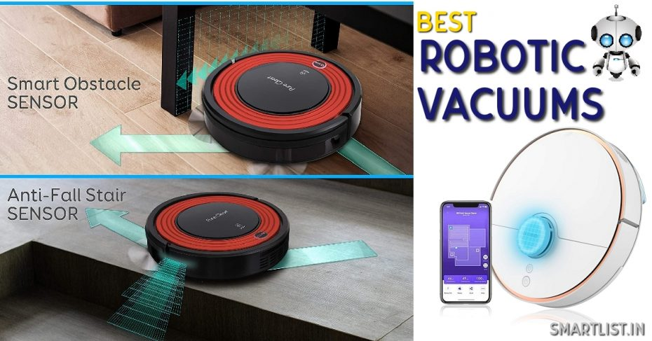 Best Automatic Vacuum Cleaners in India