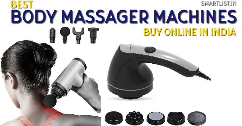 Best Body Massager Machines to Buy in India