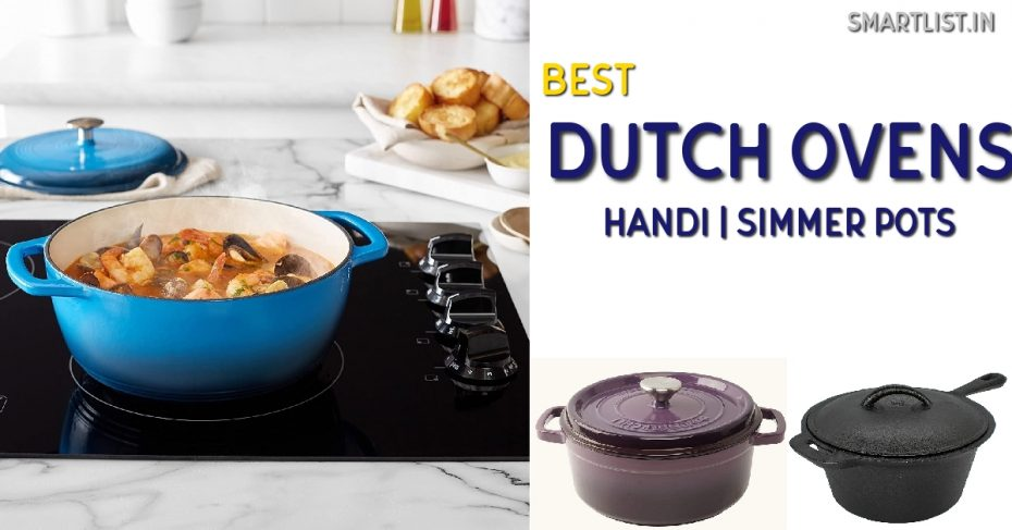 Best Dutch Ovens In India