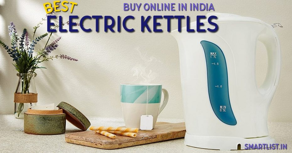 Best Electric Kettles for India Homes