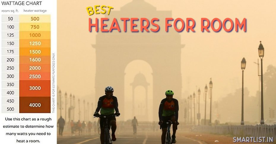 Best Room Heaters for Indian Winter
