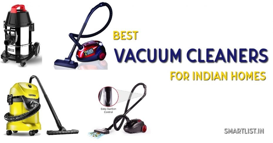 Best Vacuum Cleaner for Indian Home
