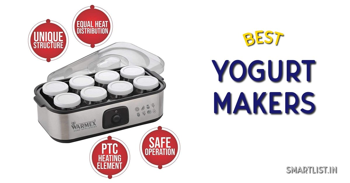 Best Yogurt Makers to Buy in India | 2020 Review