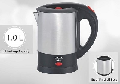 Inalsa 1-Liter Electric Kettle