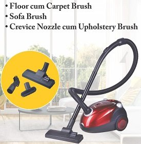 Inalsa Spruce-1200W Vacuum Cleaner