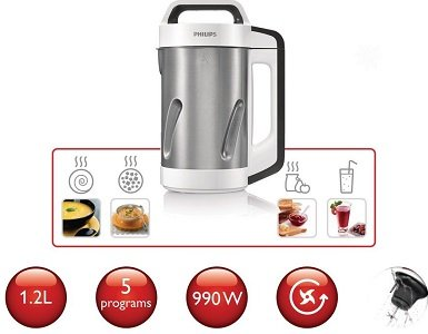 Philips Viva Collection Soup Maker