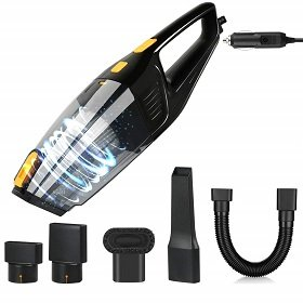 Voroly High Power Vacuum Cleaner for Car